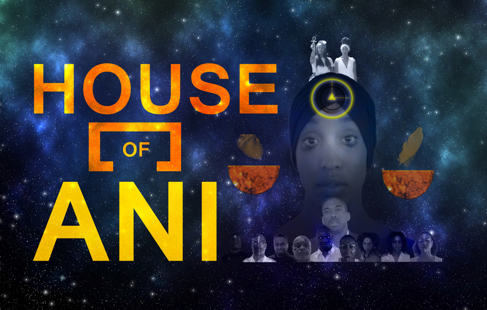 House of Ani Poster Logo