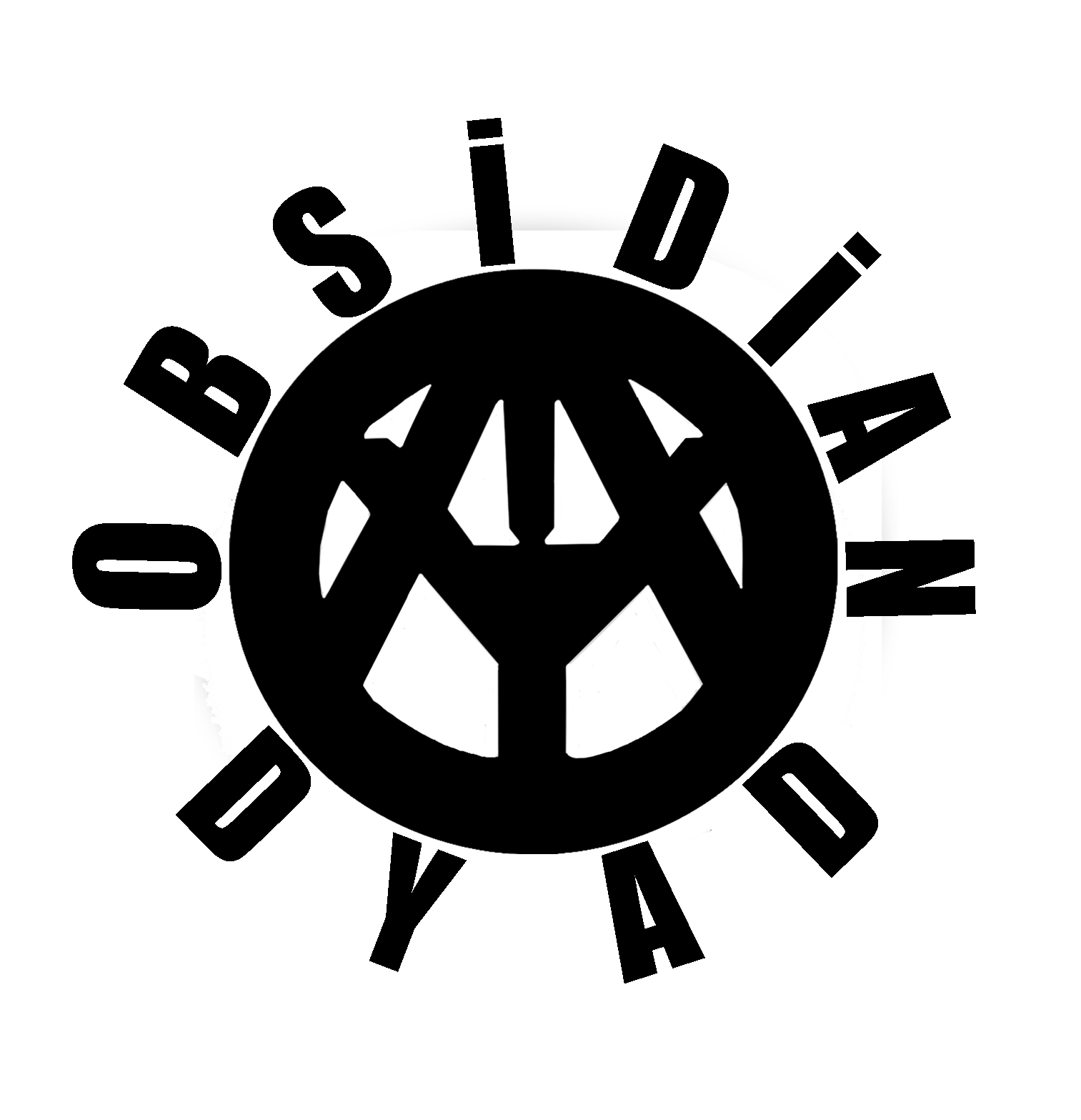 Obsidian Dyad Logo